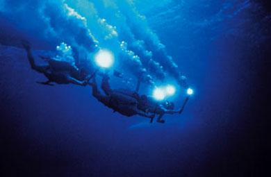 Le Monde du Silence » de Jacques Yves Cousteau et de Louis Malle